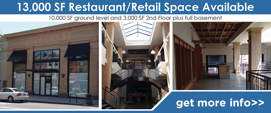 13,000 SF Commercial Space